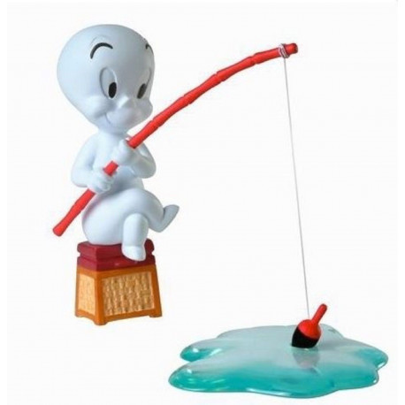 Fishing figurine Casper