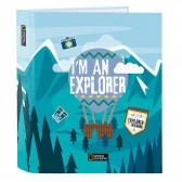 Aktenordner A4 National Geographic 33 cm