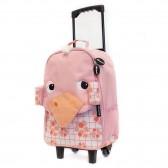 Kinder-Trolley Koffer Die Deglingos 48 CM