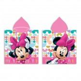 Poncho de bain à capuche Disney Minnie