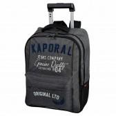 Kaporal Boy Primary 48 CM Wheeled Rucksack - Top of The Range