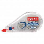 Corrector Tipp-Ex - Mini Pocket Mouse (6 m)
