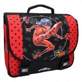 Cartable Ladybug Miraculous Super Heroez 38 CM Haut de Gamme