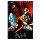 Plaid polaire Star Wars 100 x 140 cm - Couverture polaire