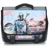 Cartable Star Wars Mandalorian 38 CM - Haut de gamme
