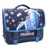 Cartable Reine des neiges 38 CM Frozen - Bleu