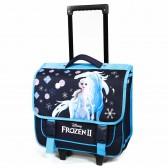 Cartable à roulettes La Reine des Neiges Frozen 38 CM Trolley