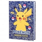 Cahier de textes Pokemon Pikachu - Agenda