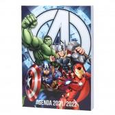 Tagesordnung blau Avengers 17 CM