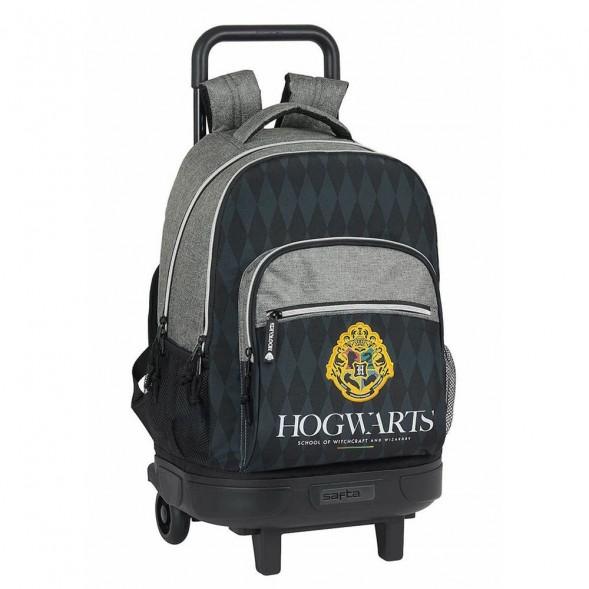 Sac à dos à roulettes Harry Potter Poudlard 45 CM Trolley Haut de Gamme