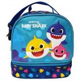 Sac gouter Baby Shark Pinkfong 21 CM - sac déjeuner