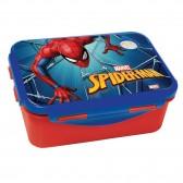 Boite gouter Spiderman Toile 17 CM