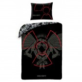 Adornment cotton duvet cover Call Of Duty 140x200 cm with pillowcase