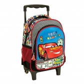 Trolley maternal trolley Cars Street 30 CM with lights - satchel bag