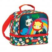 Fisher Price Panda - Hippo 21 CM - lunch bag