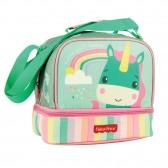 Fisher Price Unicorn 21 CM - lunch bag