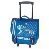 KIP BOY 38 CM wheeled satchel