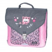 Cartable CHACHA Style 36 CM - 2 Cpt