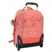 Sac à dos à roulettes Kipling Sari 48 CM