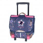Teo JASMIN Chat Cool 38 CM wheeled satchel
