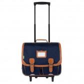 Wheeled satchel Tann's 41 CM - Les Chinés - Collection 2022