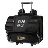 Wheeled satchel LITTLE KARL MARC JOHN Marine 41 CM