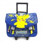 Pokemon Pikachu 41 CM Top-of-the-range wheeled binder