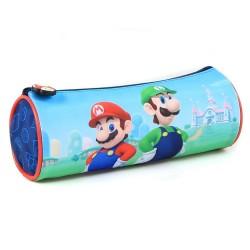 Trousse Super Mario ronde 22 CM
