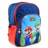 Sac à dos Super Mario 42 CM - 2 Cpts