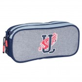 Rectangular kit Camps Girl 22 CM - 2 Compartments