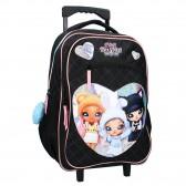 Roller backpack Horse Milky Kiss Love Ride Navy 45 CM - 1 Cpt