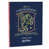 Cahier de textes Harry Potter Gryffondor 21 CM - Agenda