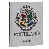 Cahier de textes Harry Potter Poudlard 21 CM - Agenda