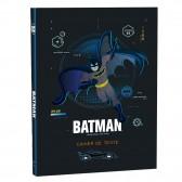 Cahier de textes Comics Batman 21 CM - Agenda