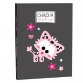 Cahier de texte Chacha Wild 21 CM - Agenda
