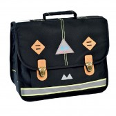 Cartable Pois Plume Be Visible 38 CM