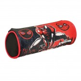 Trousse ronde Spiderman Black and Red 21 CM