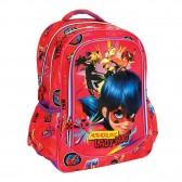 Miraculous Ladybug backpack aka Marinette 45 CM - Cartable