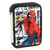 Spiderman Black and Red 21 CM - 2 cpt