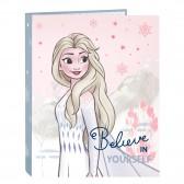 Classeur A4 La Reine des neiges Believe 33 CM