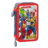 Trousse garnie Avengers Heroes VS Thanos 20 CM - 2 cpt