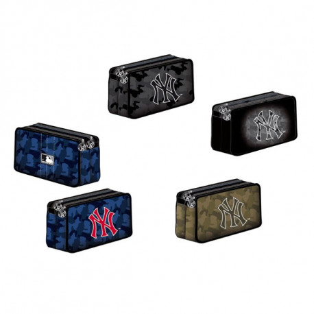 Trousse rectangle New York Yankees 2 cpt