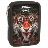 Trousse garnie No Fear Tigre 20 CM - 2 Cpt