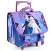 Cartable à roulettes La Reine des Neiges 2 41 CM - Trolley Frozen