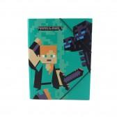 Chemise élastique A4 Minecraft 35 CM