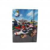 Chemise élastique A4 Super Mario Kart 35 CM