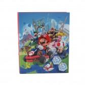 Classeur A4 Super Mario Kart 32 CM