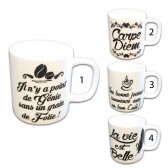 Mug Spoon Friends Dogs and Cats