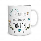 "Mug "" Super Tonton """