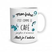 """Mug """" Sœur café """""""
